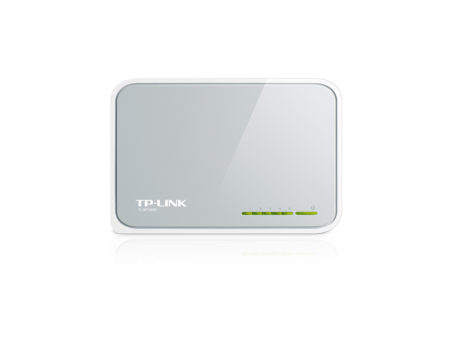Switch Tp-link Tl-sf1005d 5 Puertos 10/100m
